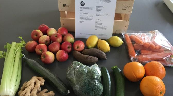 Aarstiderne – Juice-selv kasse