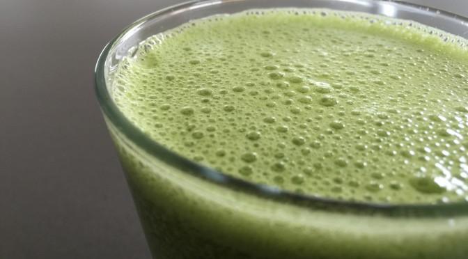 Grøn persille frisker